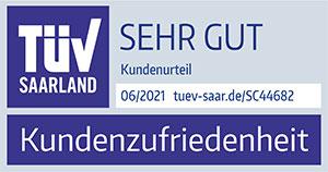 TUV Siegel SOS-Verkehrsrecht
